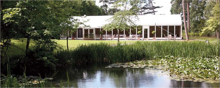 The Waterside Marquee.