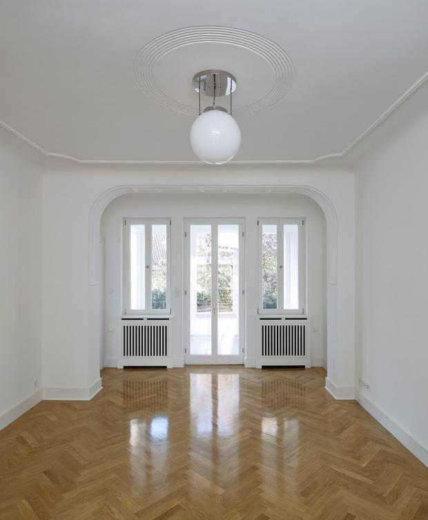 House Schillerstraße 9, inside