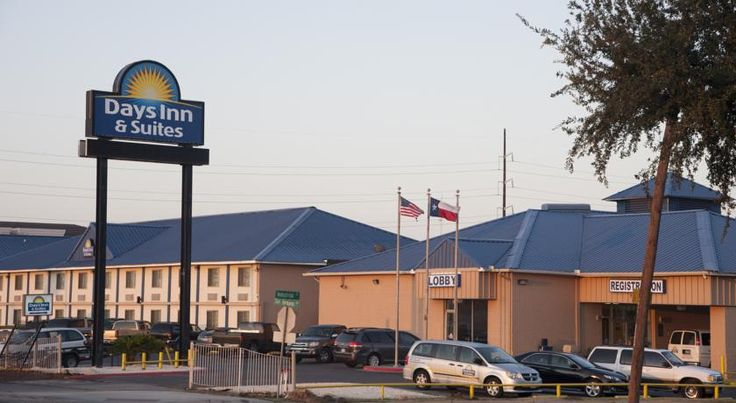 Days Inn & Suites Laredo Texas Laredo The Days Inn & Suites Laredo, Texas is located on the U.S. and Mexico border,  just 10 miles from Laredo International Airport.