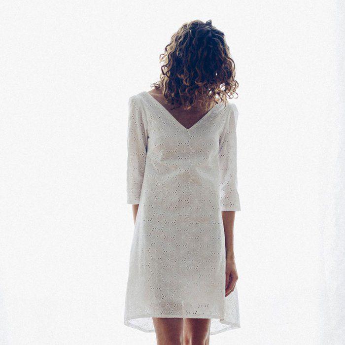 Robe Folk- Vanessa Pouzet - Marie Claire Idées