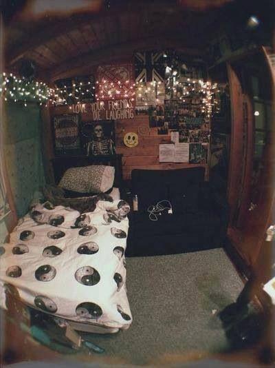 Tumblr room hippie indie boho grunge room