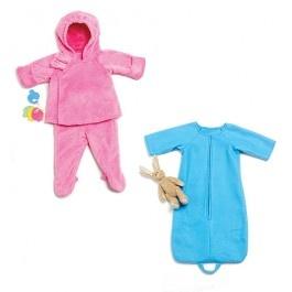 Butterick Patroon Baby Pyjama en trappelzak - Kinderen patronen - Patronen