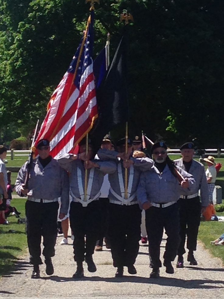 memorial day parade bangor maine