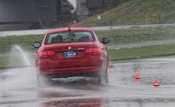 E92 tires comparison, Car & Driver Magazine