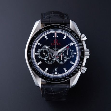 Omega Speedmaster Broad Arrow Co-Axial Automatic // 321.33.44.52.01.001 // Store Display