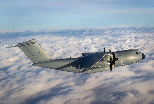 Royal Malaysian Air Force (RMAF) Airbus A400M tactical transport