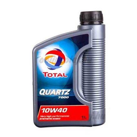 Λιπαντικό Αυτοκινήτου Total Quartz 7000 Energy 10W-40 1lt