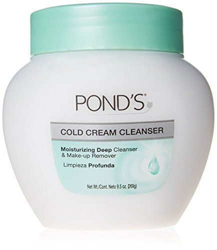 PONDS Cold Cream Cleanser, 9.5-oz. Jars