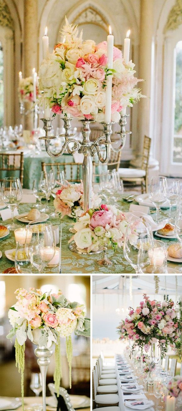 656 best images about wedding decor ideas on pinterest for Centros de mesa para bodas originales