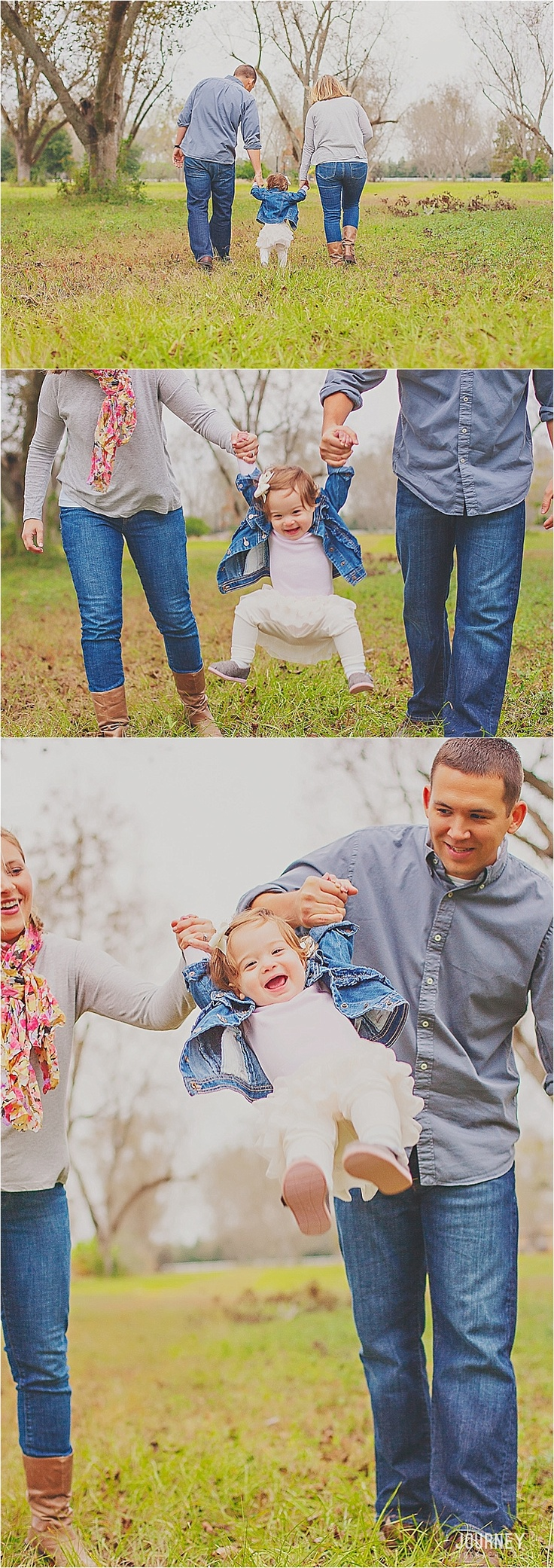 family photography session barn 15 months