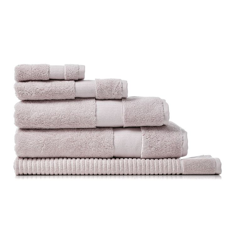 Created from the finest Turkish Cotton, the Boutique Towel range is of premium quality and highly absorbent for a long lasting addition to the bathroom. With a plush, bulky feel, wrapping yourself in these towels will feel wonderfully soft and snug.