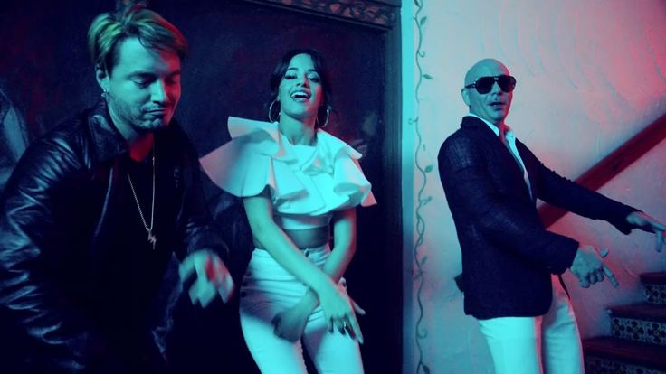 Pitbull & J Balvin - Hey Ma ft Camila Cabello (Spanish Version   The Fat...