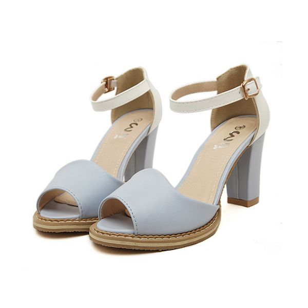 Ladies fashion sandals all matched soft shoes YS-C4158