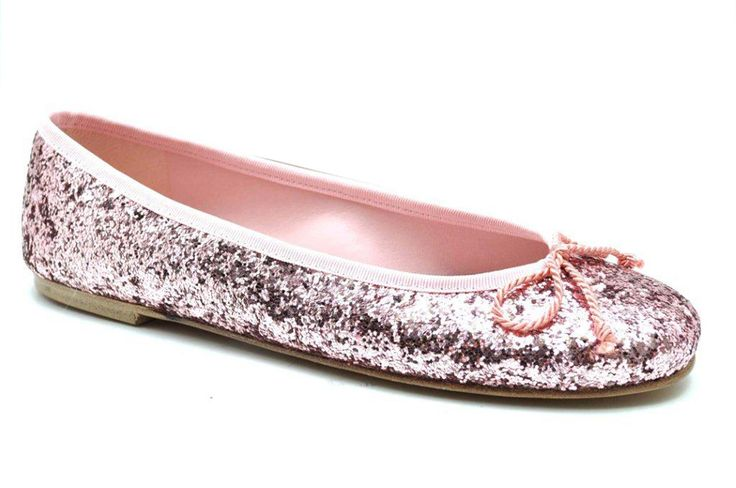 """""""Pretty Ballerinas"""" pink sequin  Wear underneath your gown and take away on honeymoon. Please call for sizes."""