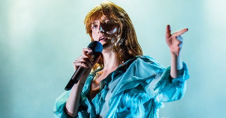 Florence Welch Details Poetry, Lyric Book 'Useless Magic' #headphones #music #headphones