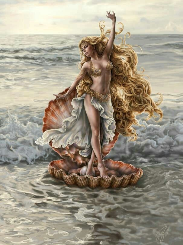 Venus / Afrodita, la diosa de la Belleza...