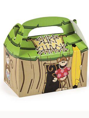 Traktatiebox Beach Monkey