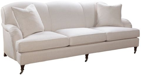 Emerson Bentley - Franklin Sofa with Casters - 240-03