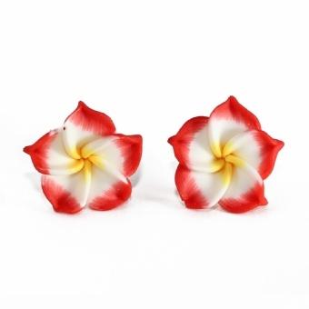 5.85€Jewellery Flower Hawaiian Flower Studs
