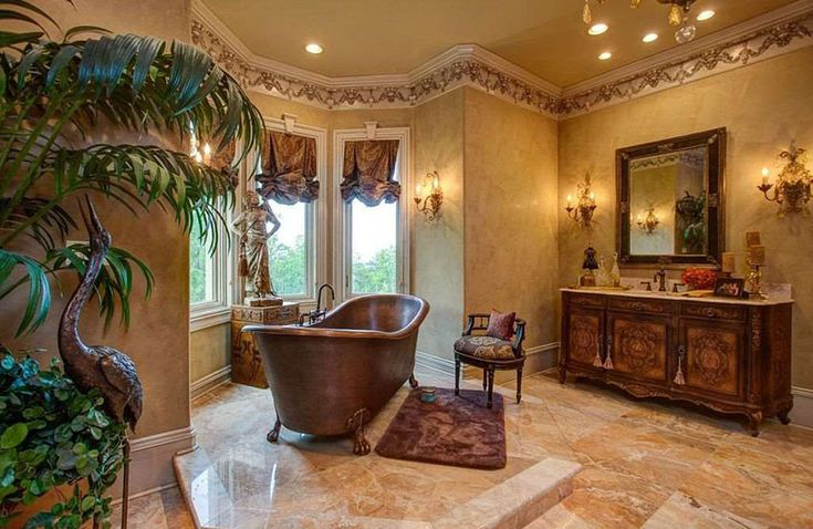 27 Beautiful Bathrooms With Clawfoot Tubs (Pictures). Master BadezimmerClawfoot  ...