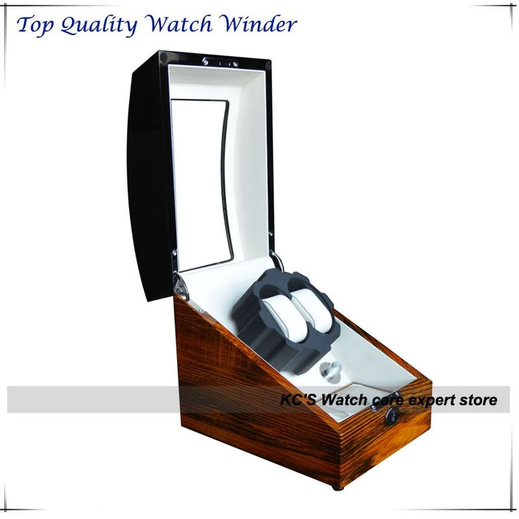 179.00$  Watch here - http://aligfq.worldwells.pw/go.php?t=32277855663 - High Quality 2+3  Wooden Watch Winder with High Gloss Piano Paint Japan Motor Birthday Gift to Husband GC03-S31BZW-A 179.00$