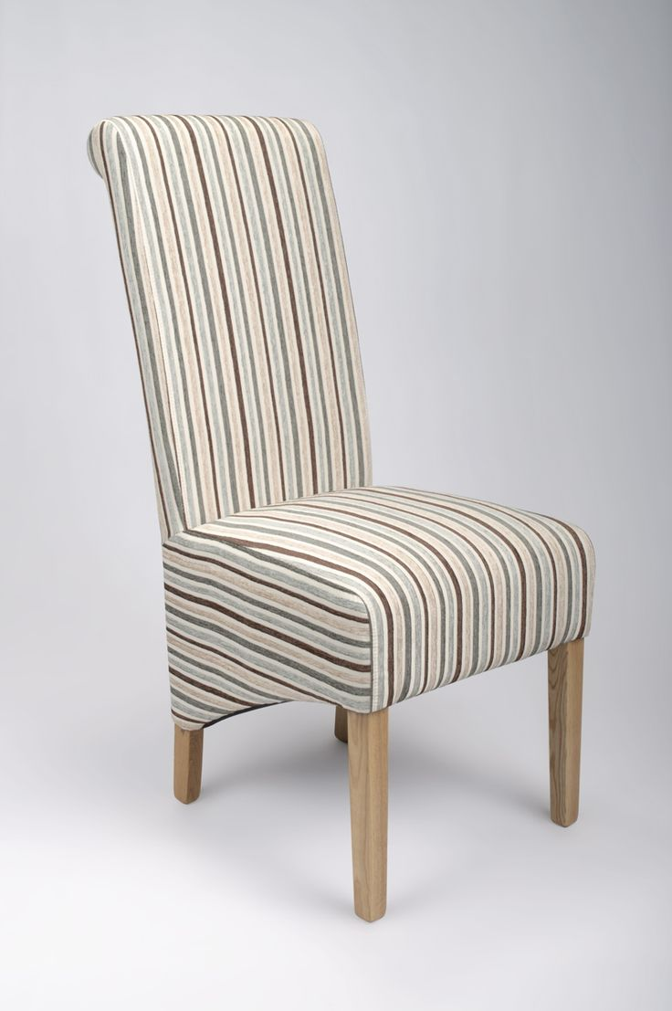 27 best Stripe chairs images on Pinterest | Dining chairs, Regency ...