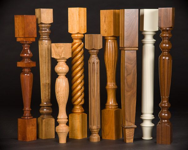 ... Is A Woodturning Method Referring To A Piece Of Wood On A Wood Lathe  That Is Being Turned On Its Center Axis. Examples: Pens, Furniture Legs, ...
