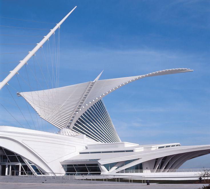 As obras espetaculares de Santiago Calatrava - Grupo Cinex   Blog ...