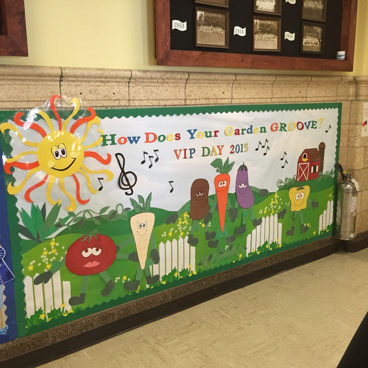 1000 images about elementary school bulletin board ideas on pinterest for Spring garden elementary school