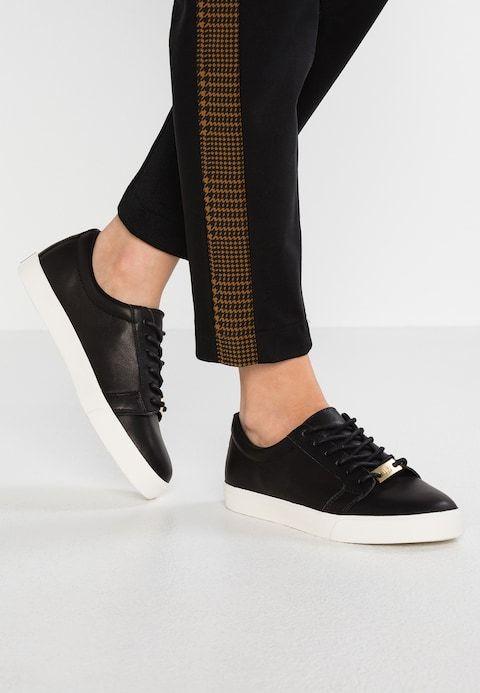 more photos 48829 647ba Lauren Ralph Lauren REABA - Sneakers - black - Zalando.se