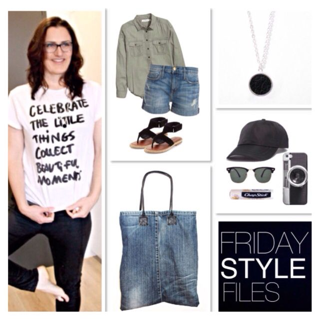 Casual weekend dressing with your fave slogan t.shirt and add ons // #streetstyle #fashion #lookbook #style #fridaystylefiles #tote #bag #denim