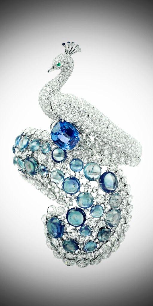 Cartier Peacock