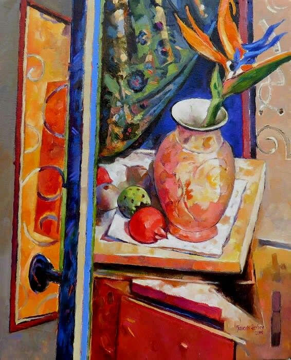 Painting Oil