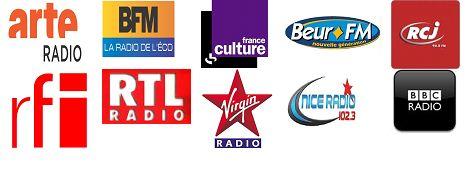 En France heuresement il ya plusieurs types des radios: des radios généralistes comme France Inter,RMC Info ,Europe 1, des radios (multi)thématiques comme la radio classique ,des radios communautaires (Radio Latina, Radio Notre-Dame...),des radios internationales (RFI, RFO....)