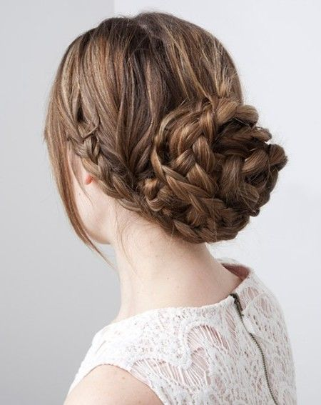 New Elegant Updo Hairstyle Ideas for Long Hair 2016 | Haircuts, Hairstyles 2016 and Hair colors for short long & medium hair