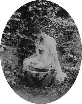Constance Gore Booth Sterry Album Lissadell