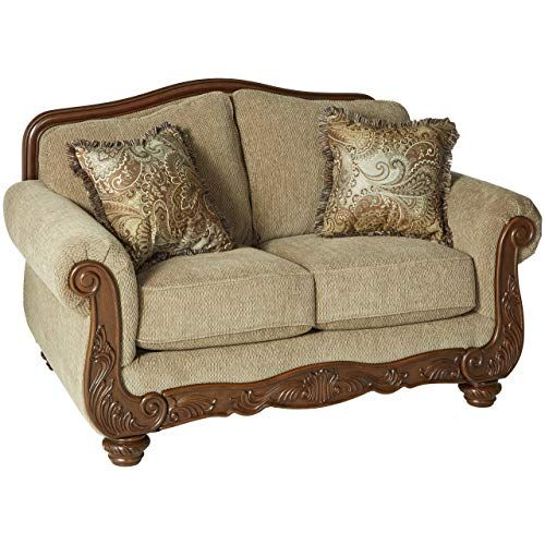Get traditional sofas to enhance your   country home Traditional Sofas and Loveseats: Amazon.com