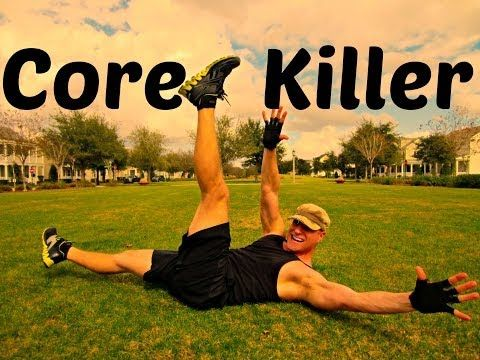 The 27 Minute Killer Core Workout Video