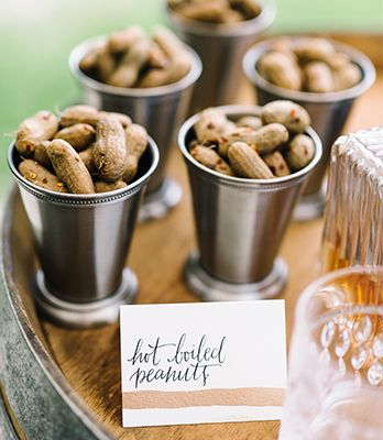 Hot boiled peanuts | Fall Inspiration | PPHG Culinary Team | Charleston, SC