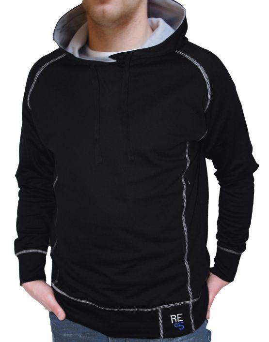 Comfortabele Fairtrade sweater in 100% bio-katoen