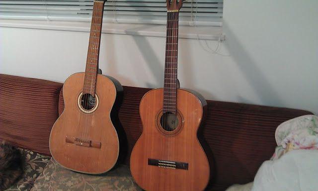 自宅録音研究所|Recording Audio At Home: Yamaha Dynamic Guitar No20とSuzuki Classical Guitar...