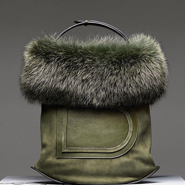 WEBSTA @ delvaux - Too sophisticated to camouflage: @Delvaux Pin #bag Santiag