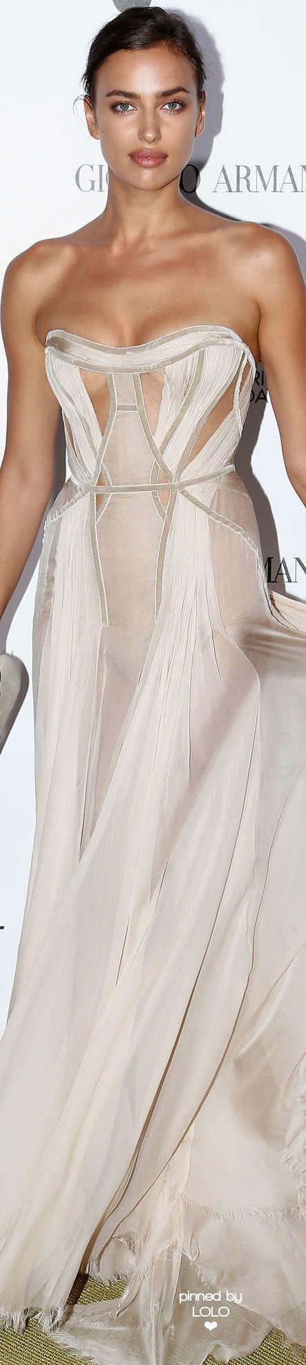 Irina Shayk Leonardo DiCaprio Charity Gala | LOLO❤︎
