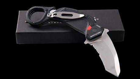 HF1, HF2 и Nightmare - новые карманные ножи от Extrema Ratio