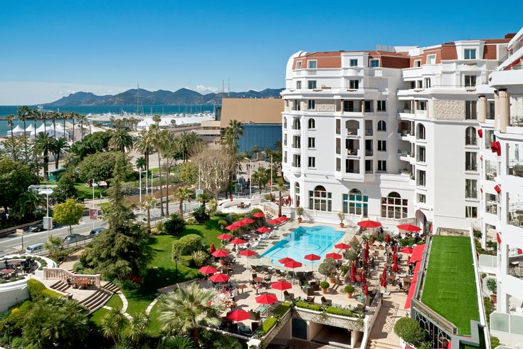 Majestic Barriere—Cannes, France