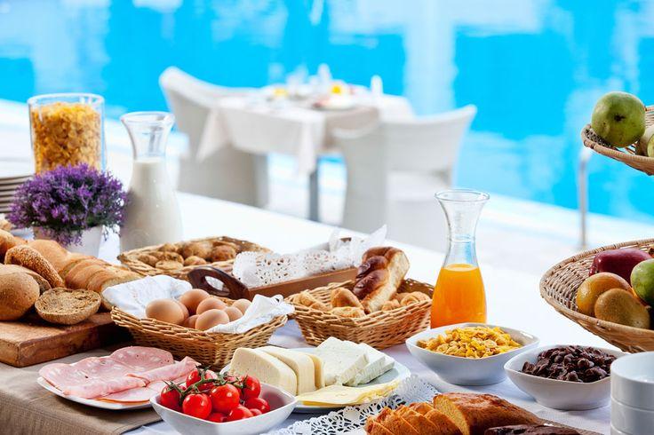 Aegean Plaza Hotel - Accommodation in Santorini