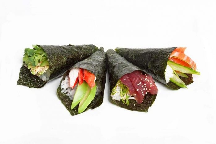 Sushi Kings Sushi bestellen en thuisbezorgd of afhalen in Amsterdam /  Handroll