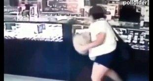 Berita Terkini : Pencuri Wanita Yang Lucu Dan Menggemaskan