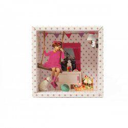 Little Boo-Teek - Clocks, Lighting & Decor Storybox The Pink Room $39.95  www.littlebooteek.com.au #littlebooteek #presents #kids #baby