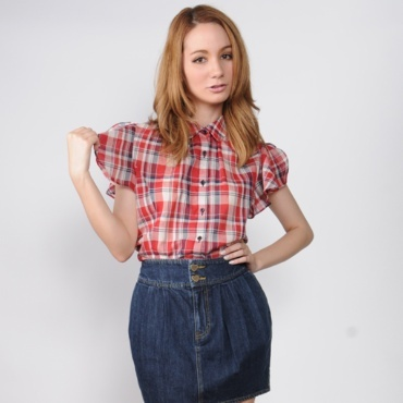 フリルスリーブチェックシャツ titty(ティティー アンド コー) - 半袖 - レディース | ファッション通販magaseek